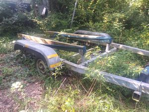 Boat trailer, needs some work. Will hold a 22ft boat for Sale in Winder, GA