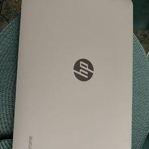 HP Chromebook 14-ak013dx 14in Notebook PC - Intel Celeron N2840 2.16GHz 2GB 16GB eMMC Chrome OS for Sale in Jacksonville, FL