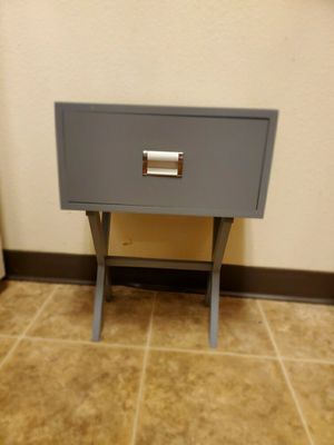 Amy End Table with Storage 2pcs set for Sale in Parlier, CA