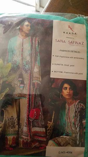 Brand new Pakistani clothes unstiched for Sale in Lodi, CA