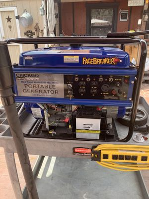 Chicago Electric Generator for Sale in Los Angeles, CA