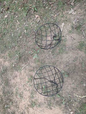 Hanging baskets set of 2 for Sale in Palmyra, VA