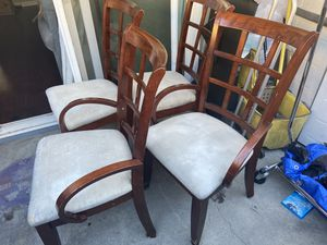4 CHAIRS for Sale in Anaheim, CA