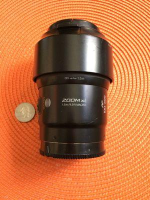 Camera lens for Sale in Roseville, CA