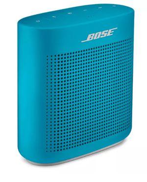 Bose® SoundLink Color Wireless Bluetooth Speaker II - Blue for Sale in Arlington, VA