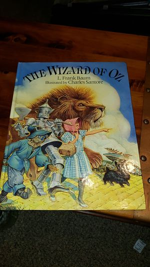 The Wizard of Oz story book for Sale in Kent, WA