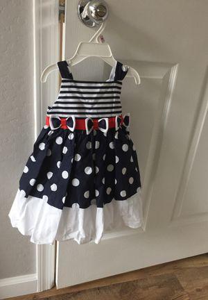 Beautiful polka dot summer girl dress / kids clothing for Sale in Buckeye, AZ