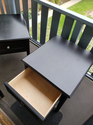End Table/Nightstand with 1 Drawer for Sale in Long Beach, CA