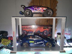 Traxxas 4tec 2.0 vxl & e revo vxl 4x4 for Sale in Auburn, WA