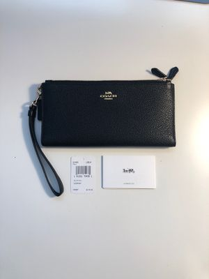 Brand New - Coach Double Zip Wristlet for Sale in Orlando, FL