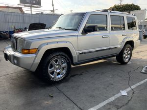 2008 Jeep commander overland edition for Sale in Westchester, CA