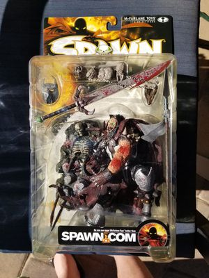 Spawn series 17 Classic MEDIEVAL SPAWN for Sale in Gilbert, AZ