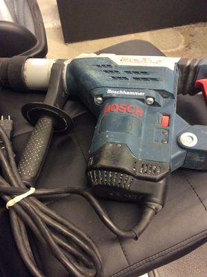 BOSH 11265EVS ROTARY HAMMER DRILL for Sale in Tacoma, WA