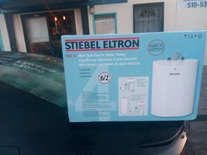 Stiebel Eltron mini water no heater for Sale in Alameda, CA
