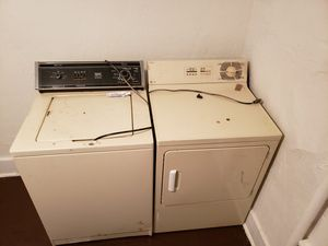 Whirlpool Washer and Dryer for Sale in Wichita, KS