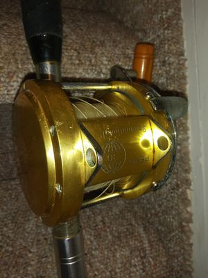 Penn model 30 fishing reel for Sale in Commack, NY