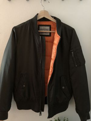 Levi's Green Bomber Jacket for Sale in San Diego, CA