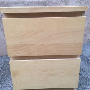 IKEA Malm Nightstand / End Table/ Small Dresser for Sale in San Diego, CA