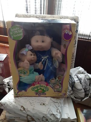 """Original Cabbage Patch Doll """"Little Sisters """" Edition for Sale in Seymour, CT"""