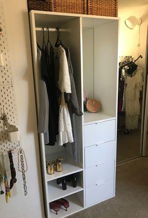 IKEA sundlandet wardrobe (already put together) for Sale in Newport Beach, CA