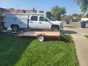 Utility Trailer w/ Ramps for Sale in Buena Park, CA