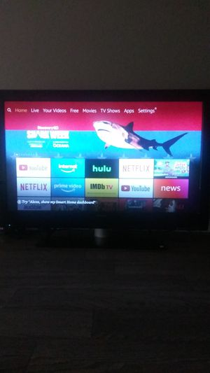 53 or 55 in tv for Sale in Dallas, TX