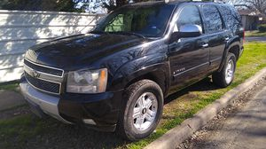 Chevy tahoe 2007 4x4. Cash only for Sale in Dallas, TX