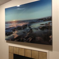 Acrylic Sunset Photo 60x40 (big) for Sale in Mercer Island,  WA