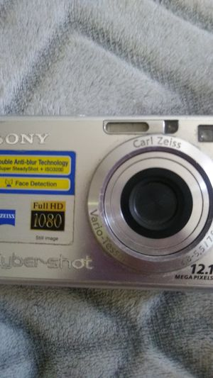 Sony cyber shot camera 12.1 mp for Sale in Las Vegas, NV