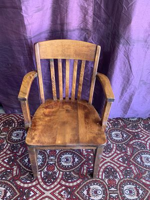Old sturdy rustic chair for Sale in Mesa, AZ