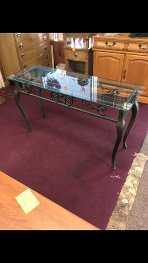 Sofa table for Sale in Big Rapids Township, MI