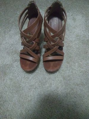 High Platform Sandals Open Toe High Heels Wedge Shoes for Sale in Chevy Chase, MD