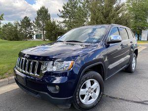 2012 Jeep Grand Cherokee Laredo - Spotless Condition!!! for Sale in Sterling, VA