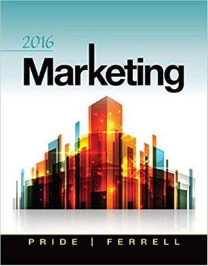 Marketing 2016 18th Edition ebook PDF for Sale in Los Angeles, CA