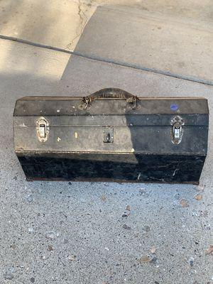 Vintage tool box for Sale in West Jordan, UT