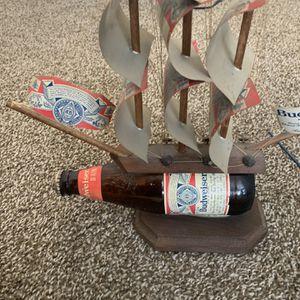 Budweiser Bottle Sail Boat for Sale in Westland, MI
