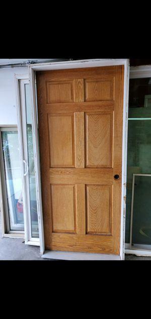 Salt door as new asking 80$ for Sale in Denver, CO