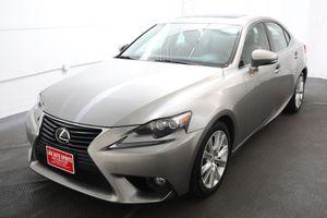 2014 Lexus IS 250 for Sale in Everett, WA