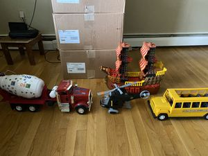 Various vehicle toys for Sale in Manassas, VA