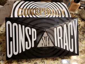 Jeffree Star + Shane Dawson Conspiracy Pallette for Sale in Mountain House, CA