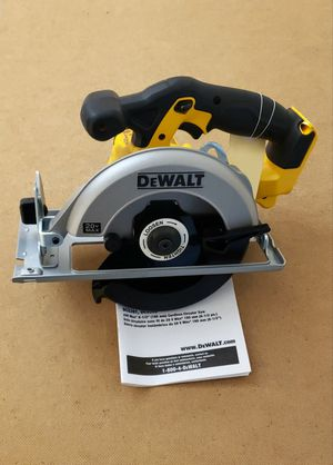 New Circular Saw 6 1/2 Inch. ONLY TOOL FIRM PRICE for Sale in Woodbridge, VA