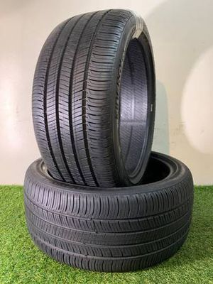 Q144 235 40 19 Hankook Kinergy GT - 2 used tires 235/40R19 for Sale in Orlando, FL