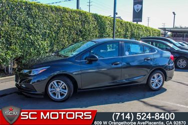2018 Chevrolet Cruze for Sale in Placentia,  CA