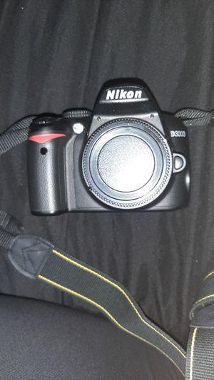 Nikon D3000 body ! for Sale in Miami, FL