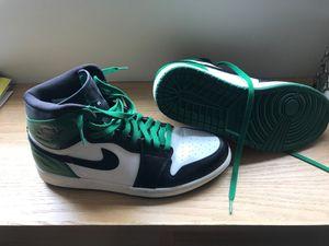 Jordan 1 retro defining moments Celtics (dmp) for Sale in Tualatin, OR