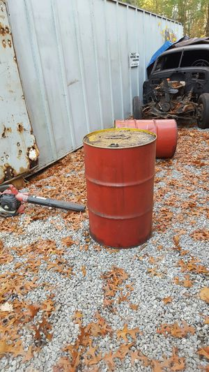 Waste oil barrel for Sale in Stow, MA
