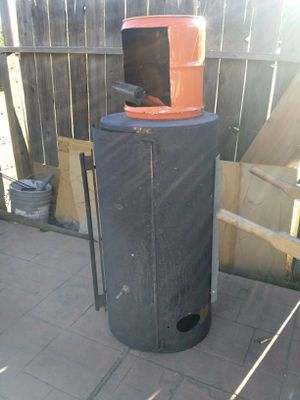 Unfinished smoker for Sale in Fresno, CA