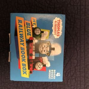 Toddler Thomas Book Set for Sale in Gladstone, OR