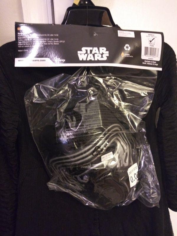 Star Wars Kylo Ren Child Costume (4-6)