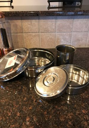 Stainless steel vessels for Sale in Hummelstown, PA